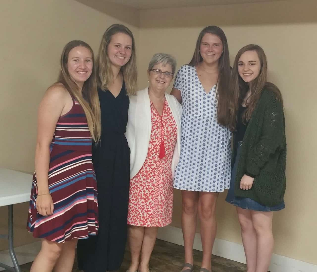 2019 Vicki Decker Scholarship Winners