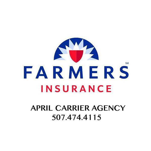 Sponsor Farmers Insurance Logo