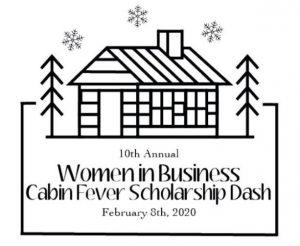 Cabin Fever Scholarship Dash