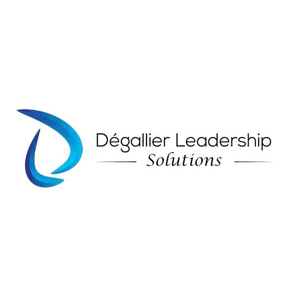 Sponsor Degallier Leadership Solutions Logo