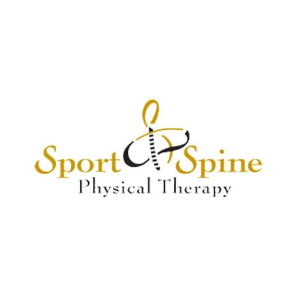 Sponsor Sport & Spine Logo