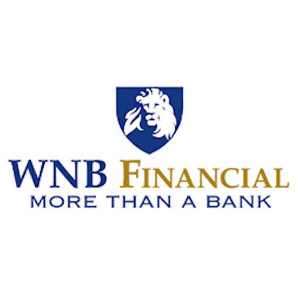 Sponsor WNB Financial Logo